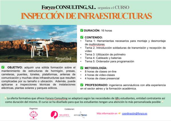 CURSO INSPECCIÓN DE INFRAESTRUCTURAS